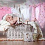 Как выбрать средства для стирки детского белья