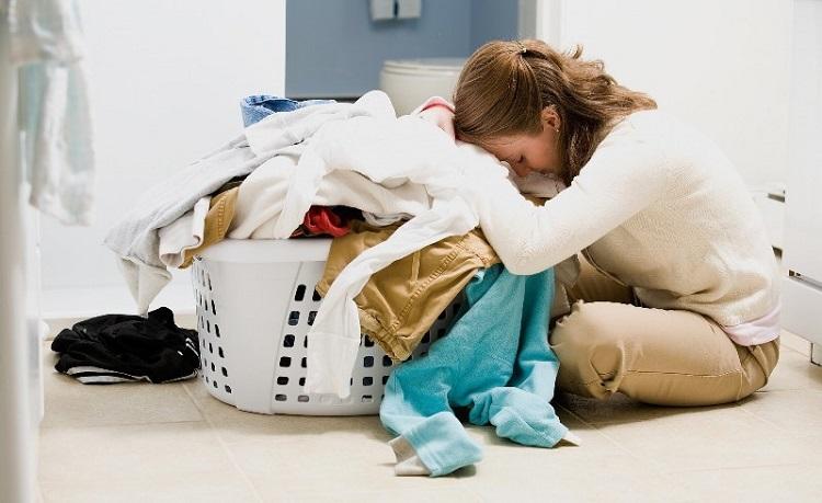 як правильно прати речі