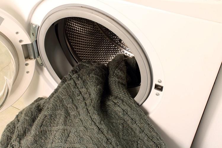 Как стирать свитер из акрил