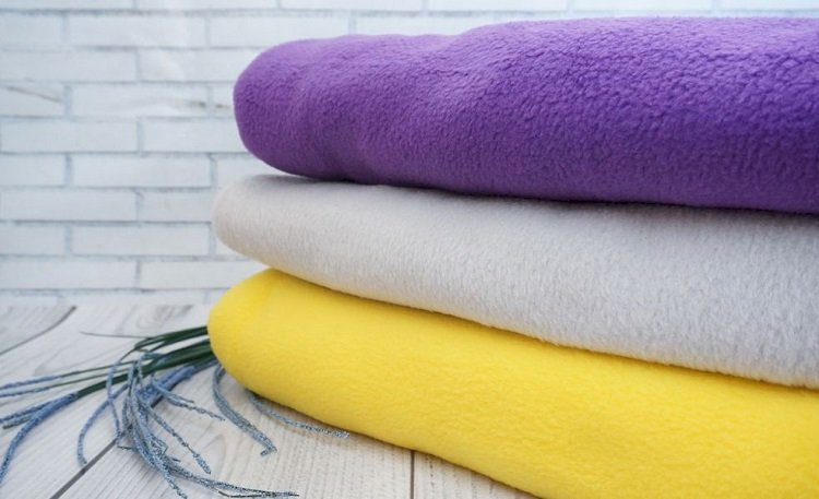 How to Wash Fleece Fabric