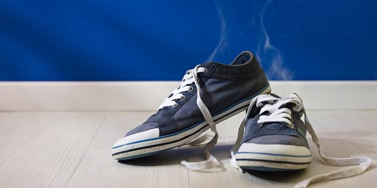 як вивести сморід з взуття