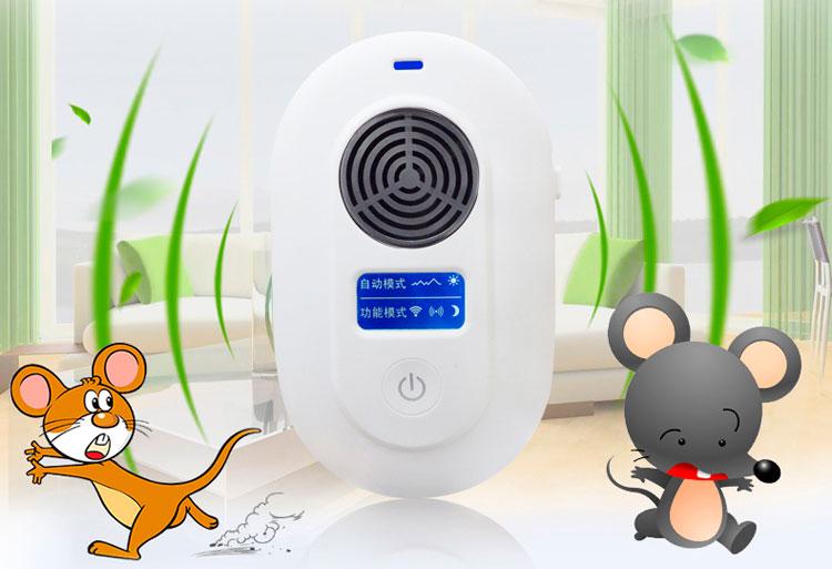 как вывести мышей из квартиры