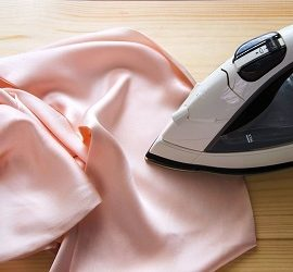 Как гладить шелк натуральный и искусственный
