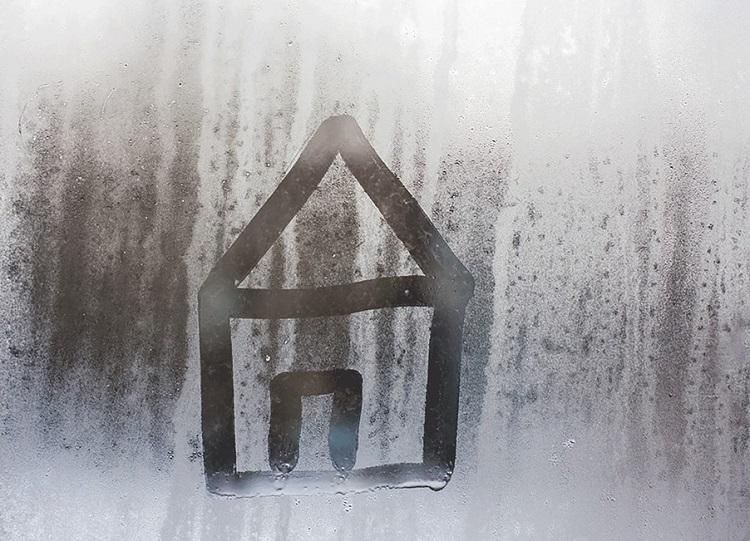 Як позбутися від вогкості в будинку