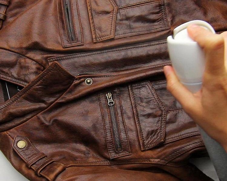 Как покрасить кожу в домашних условиях, Домашний способ