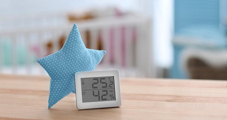 как измерить влажность воздуха