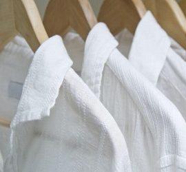 Як відбілити тканину в домашніх умовах