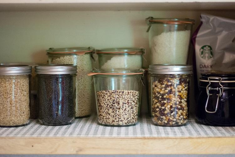как почистить кухонный шкаф