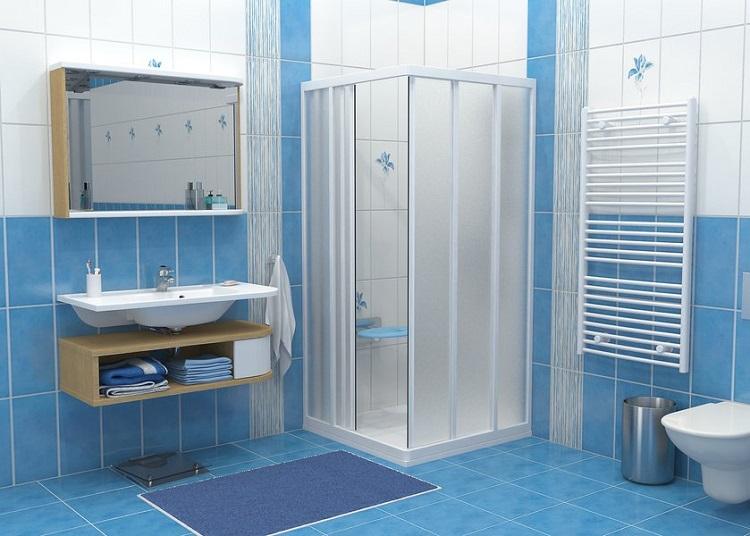 как почистить душ
