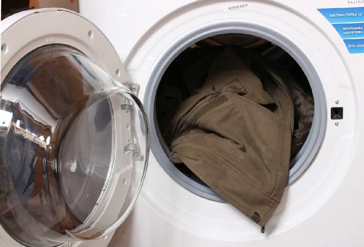 Як прати синтепонову куртку