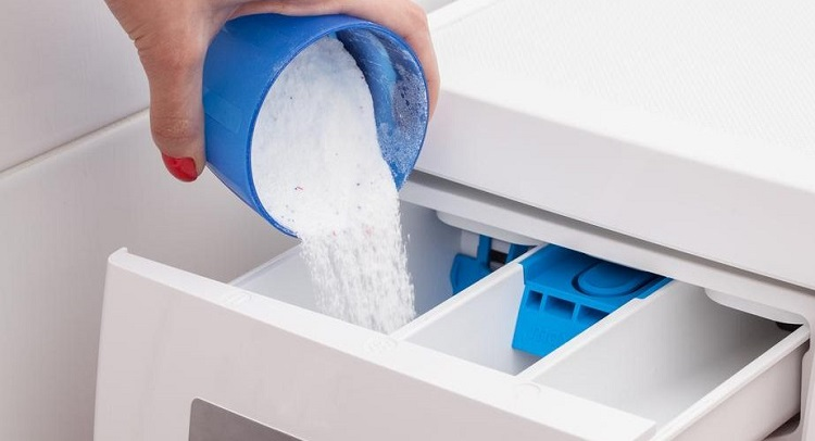 Сколько порошка сыпать в стиральную машину