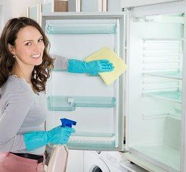 Jak umyć lodówkę w środku – 10 super sposobów