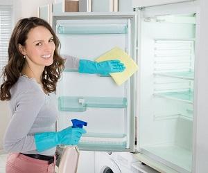 чим мити холодильник всередині