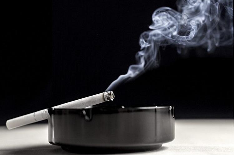 как убрать запах табака
