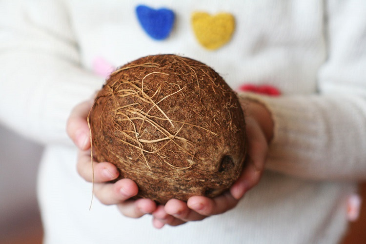 Як зберігати кокос