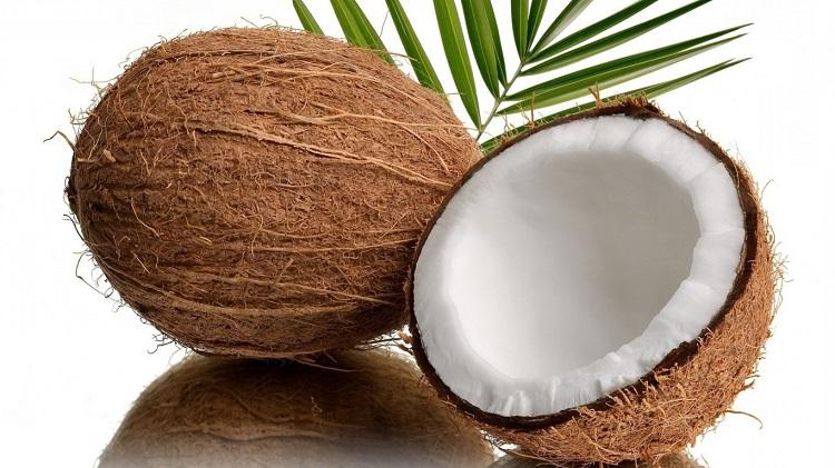 как хранить кокос