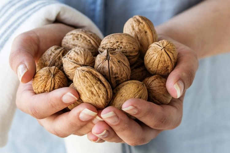 Як зберігати грецькі горіхи