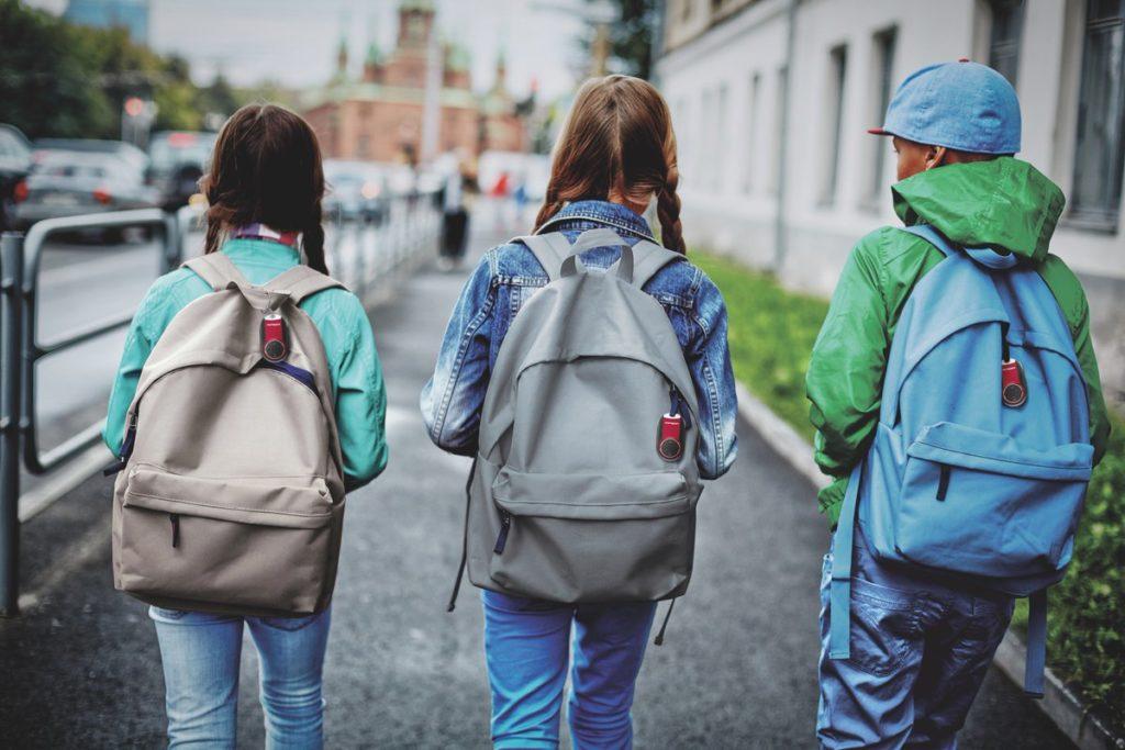 як випрати шкільний рюкзак