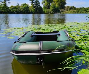 Як зберігати човен ПВХ взимку правильно
