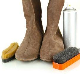 Як доглядати за замшевим взуттям правильно