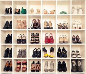 Ідеї для зберігання взуття в квартирі та заміському будинку
