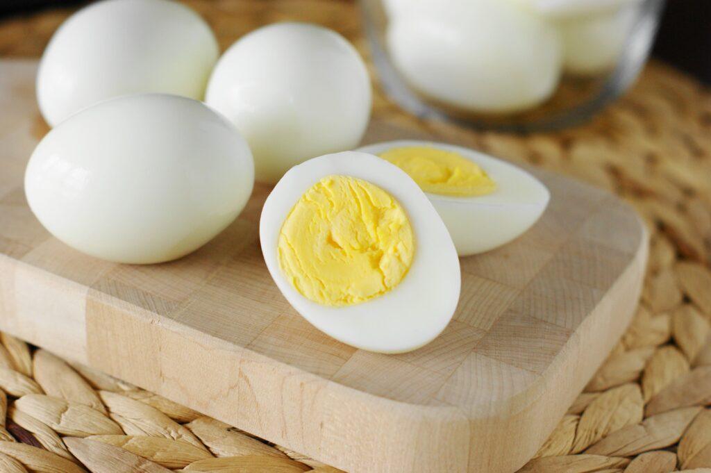 термін зберігання варених яєць