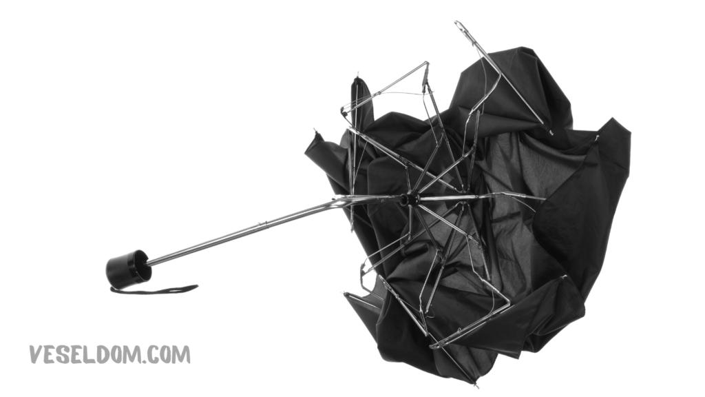 Як відремонтувати парасольку автомат своїми руками