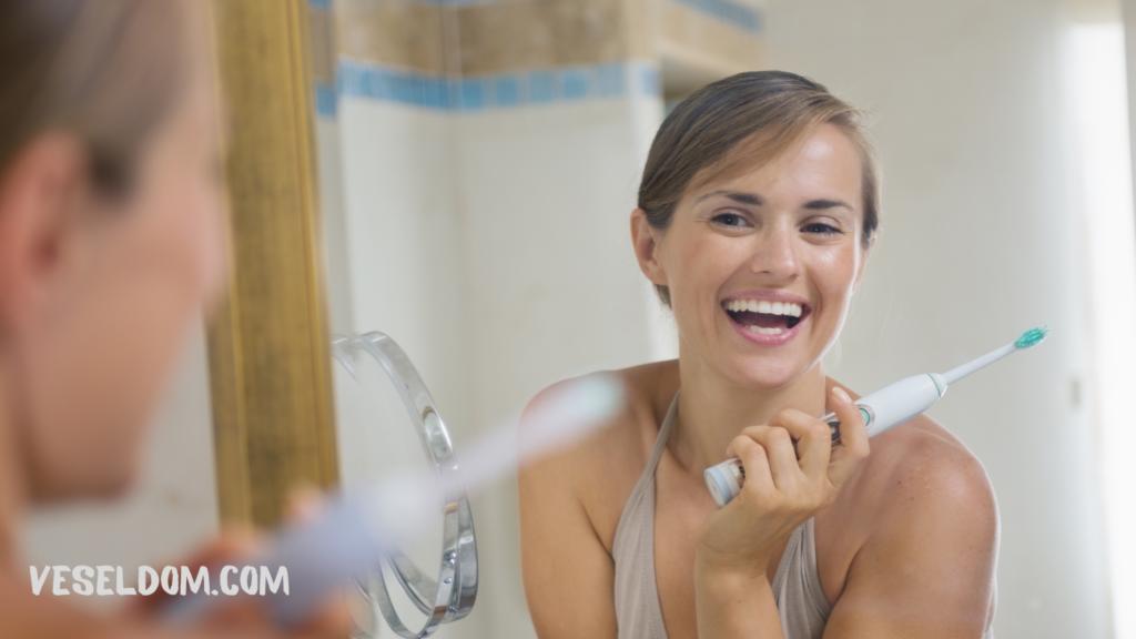 Як вибрати електричну зубну щітку